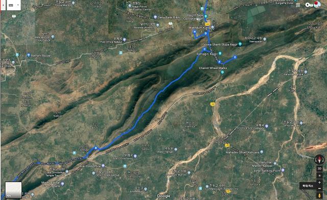 지도로 보이는 제티안의 모습