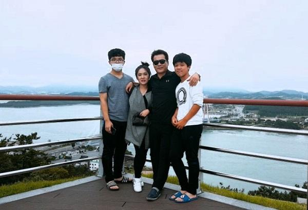 류현주 님의 가족사진