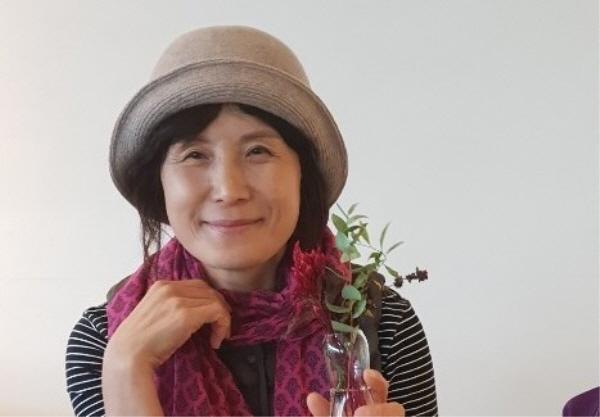 오늘의 주인공, 온화한 미소의 김혜숙 님