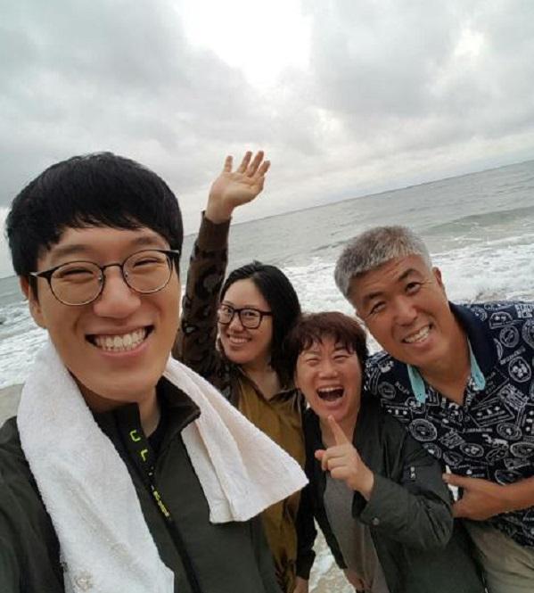 밝은 미소가 아름다운 붓다클럽 가족
