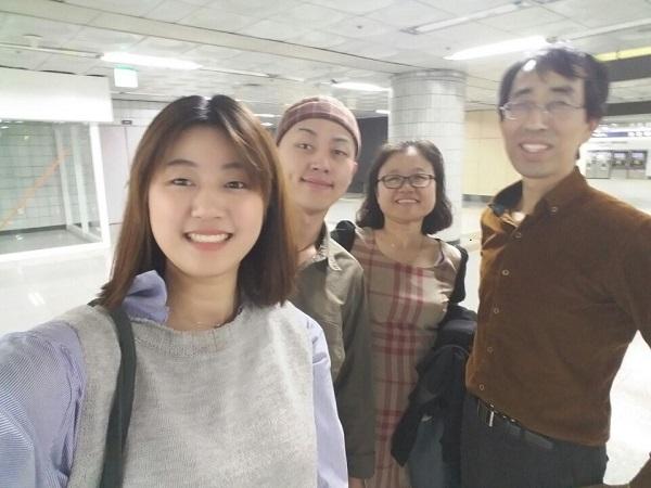 행복한 김승진 님 가족