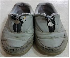 법륜스님의 신발