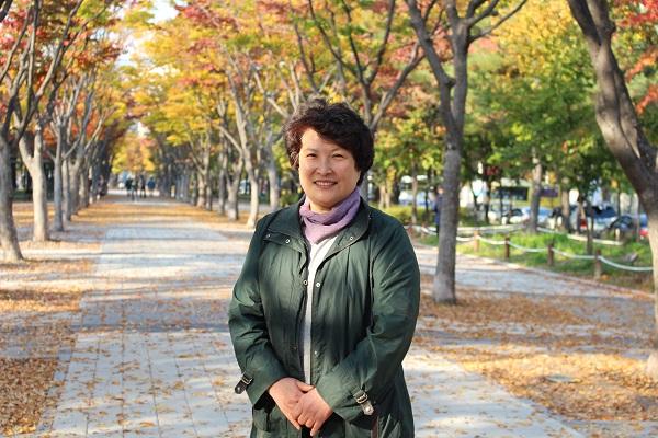대전정토회의 산증인인 묘광법사님