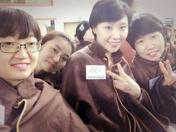 왼쪽부터 김신아, 임나현, 김영지, 박정실 님