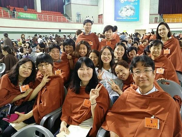 가을 불교대학 졸업식