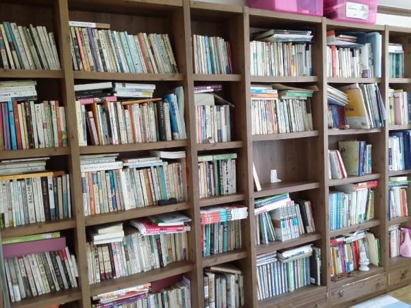 아파트 주민과 함께 나누거나 버린 책