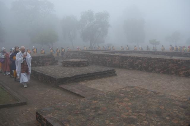 부처님께 찾아오신 손님을 맞이하는 곳, 코삼비 쿠티